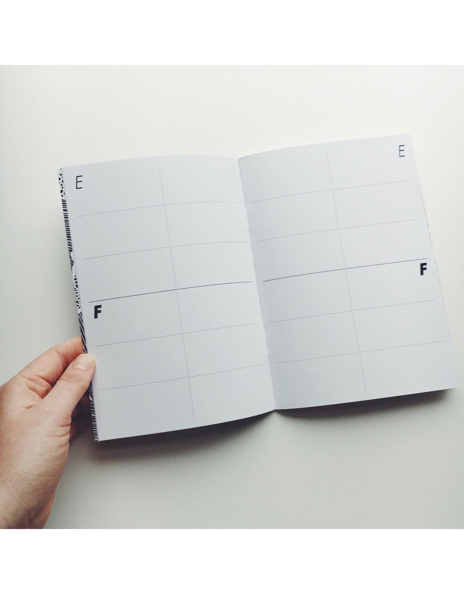 Address / Birthday Book