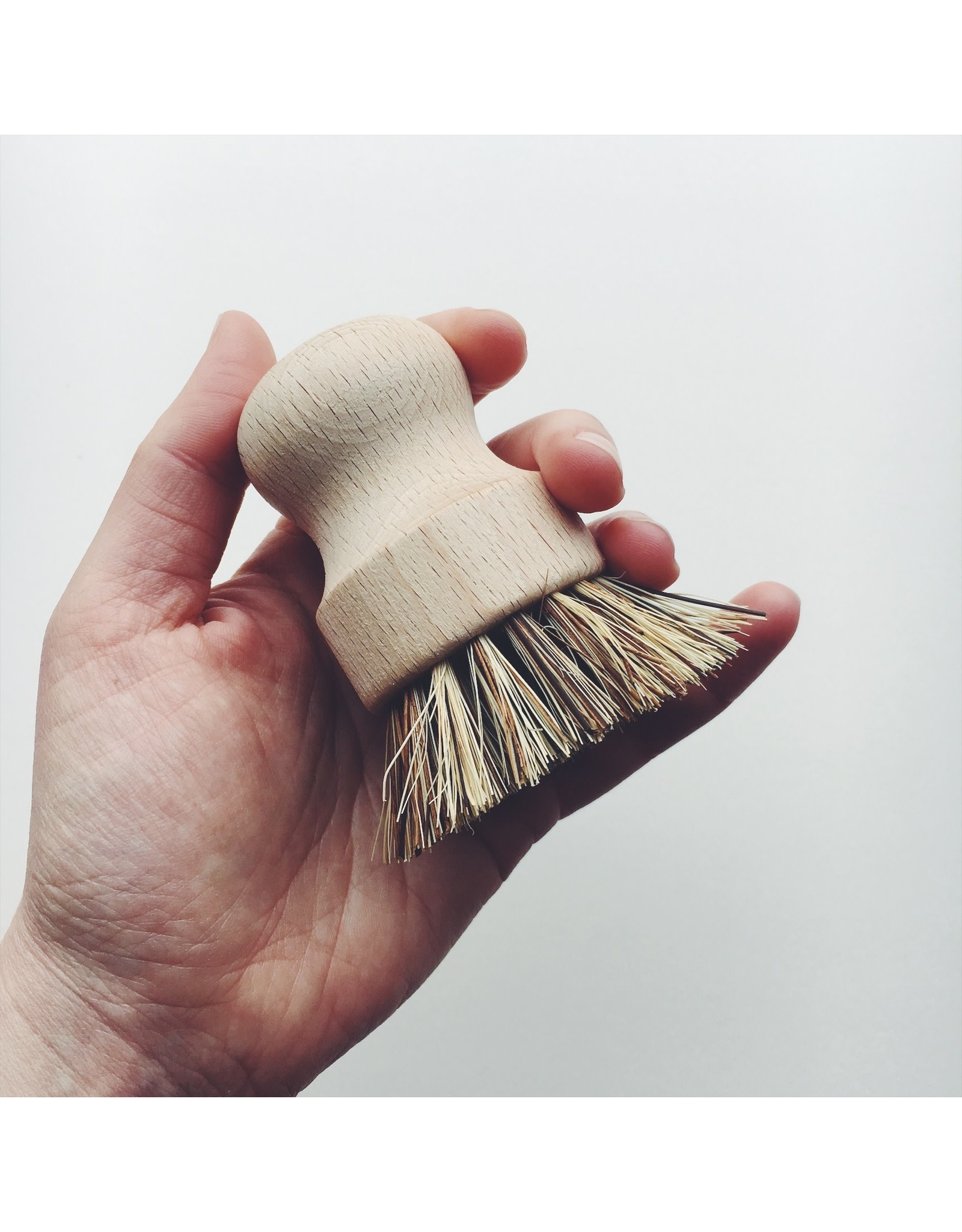 Wooden Scouring Brush