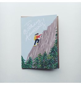 Birthday Adventures Greeting Card