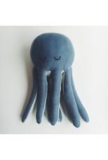 Fabelab Blue Octopus Rattle