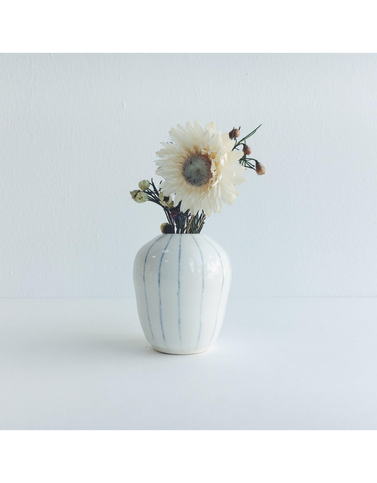 Miniature Porcelain Vase