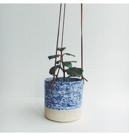 Handmade Stoneware Hanging Planter