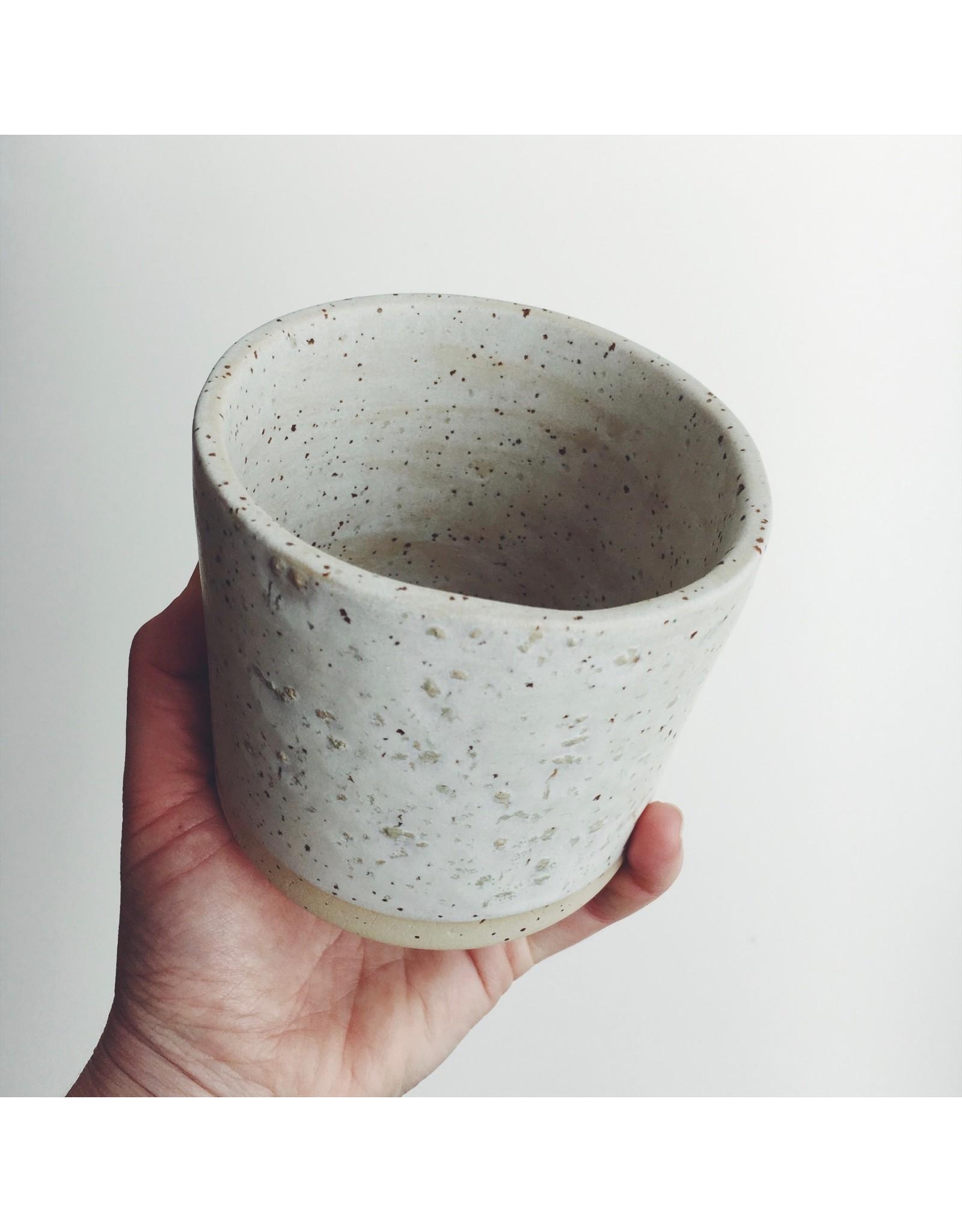 Handmade Stoneware Planter