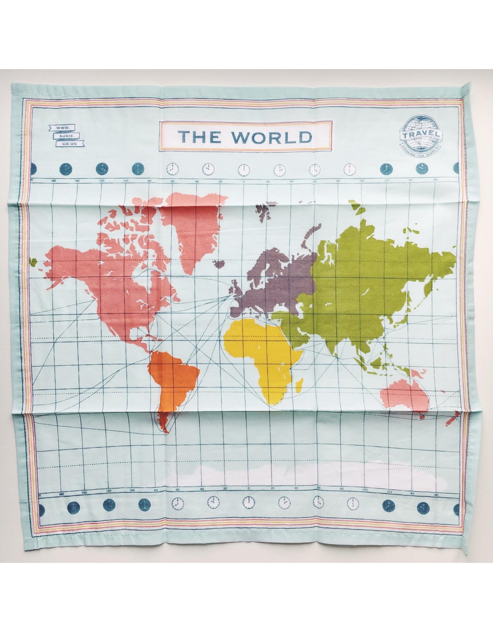 Printed Cotton Handkerchief