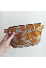 Printed Linen Washbag