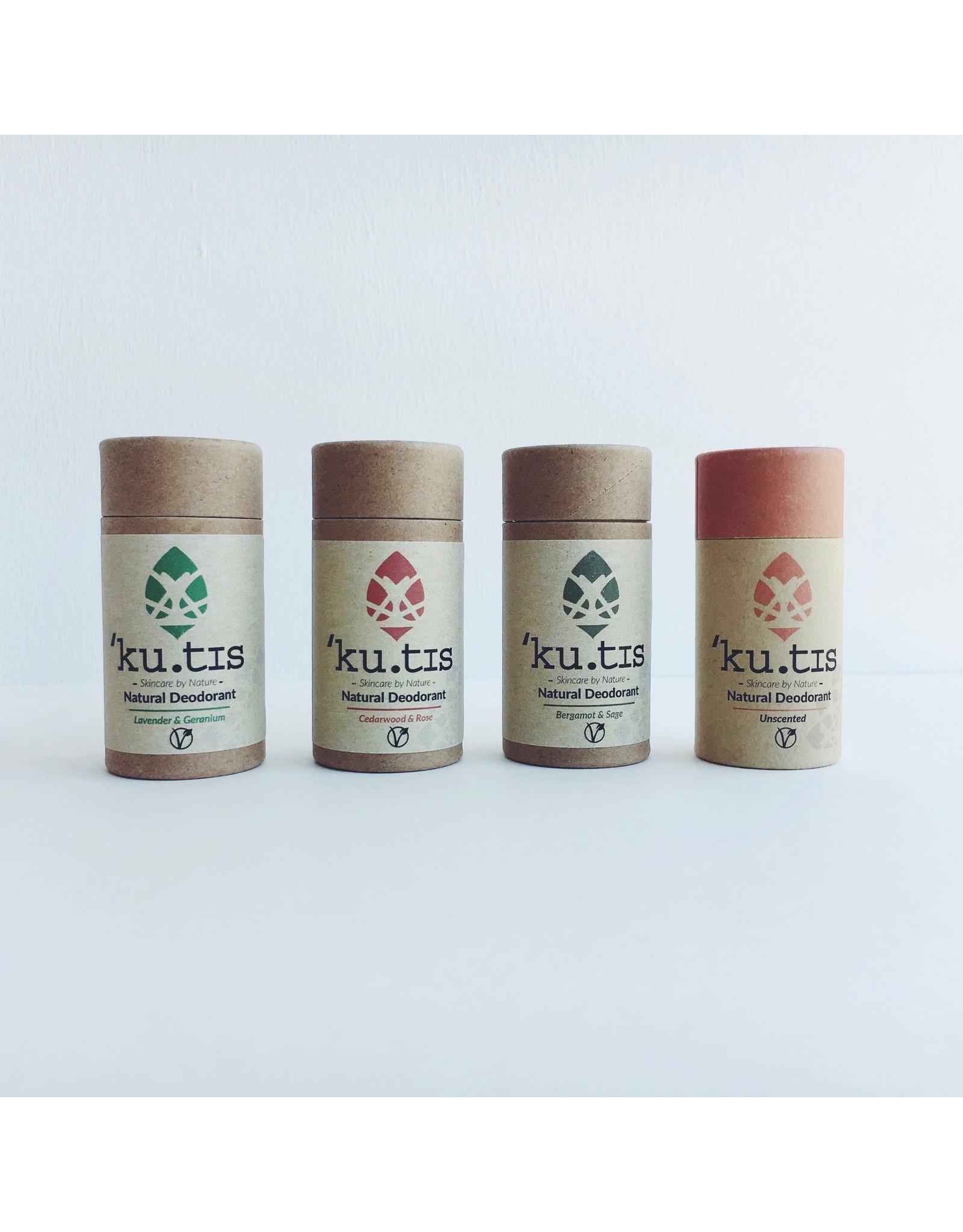Vegan Natural Deodorant