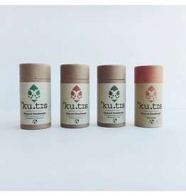Vegan Natural Deodorant