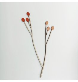 Wooden Berry Stem