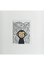 Cute Monkey Card
