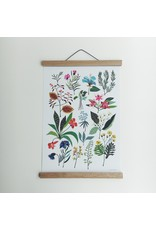 Oak Poster Hanger