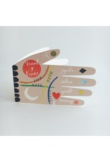 Palm Reading Greeting Card