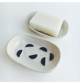 Monochrome Soap Dish