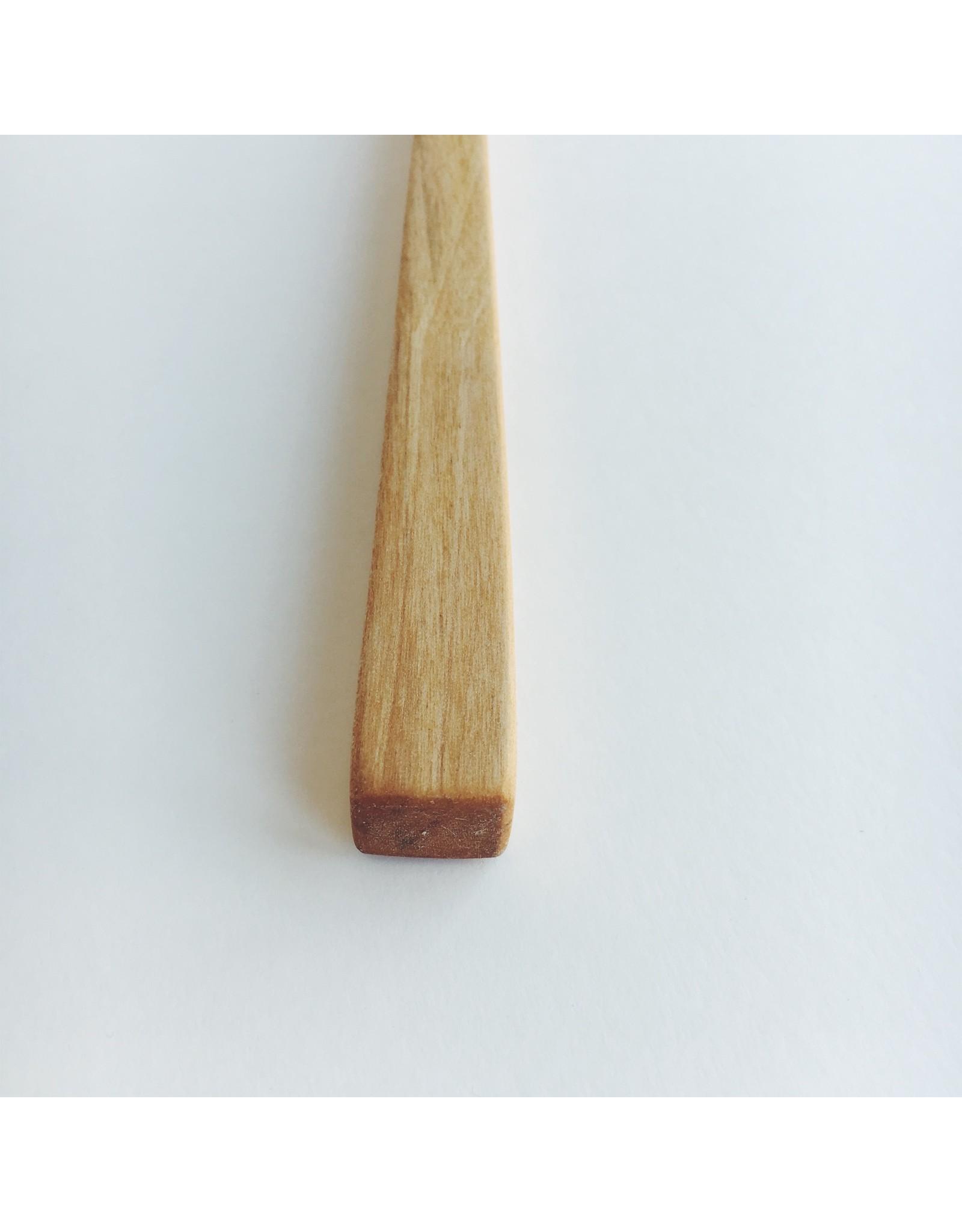 Birch Spatula - large