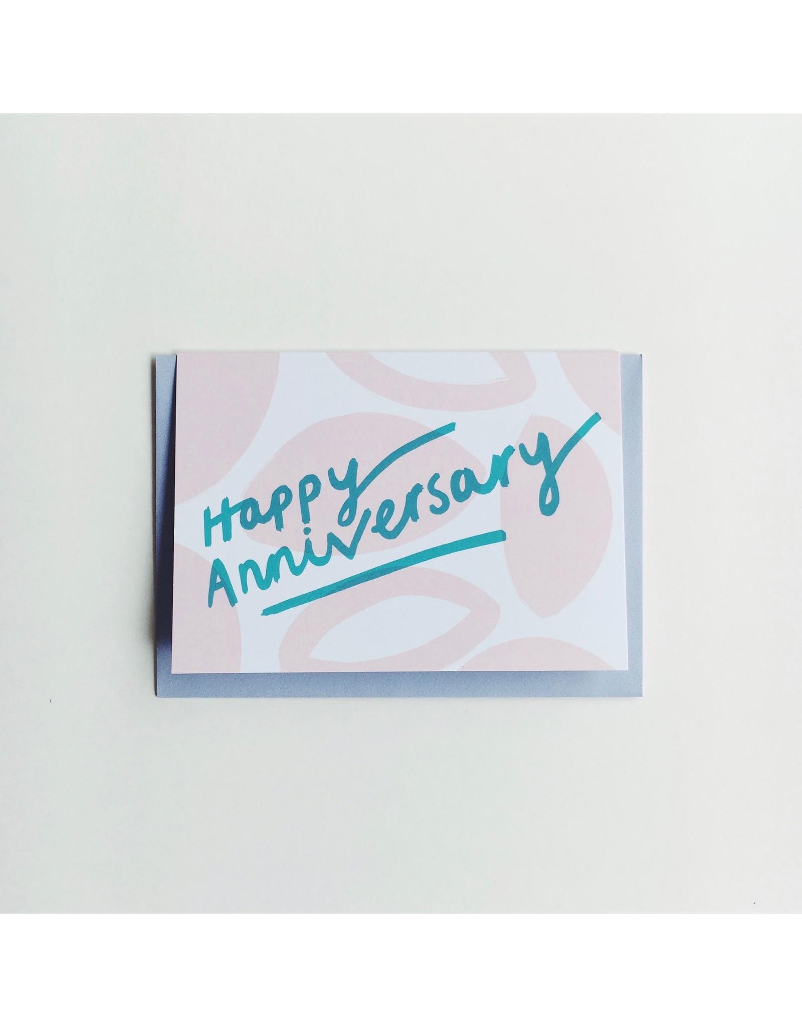 Anniversary Pods Card