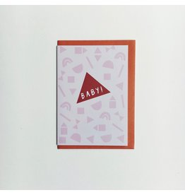 Baby! Triangle Card