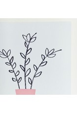 Pink Vase Print