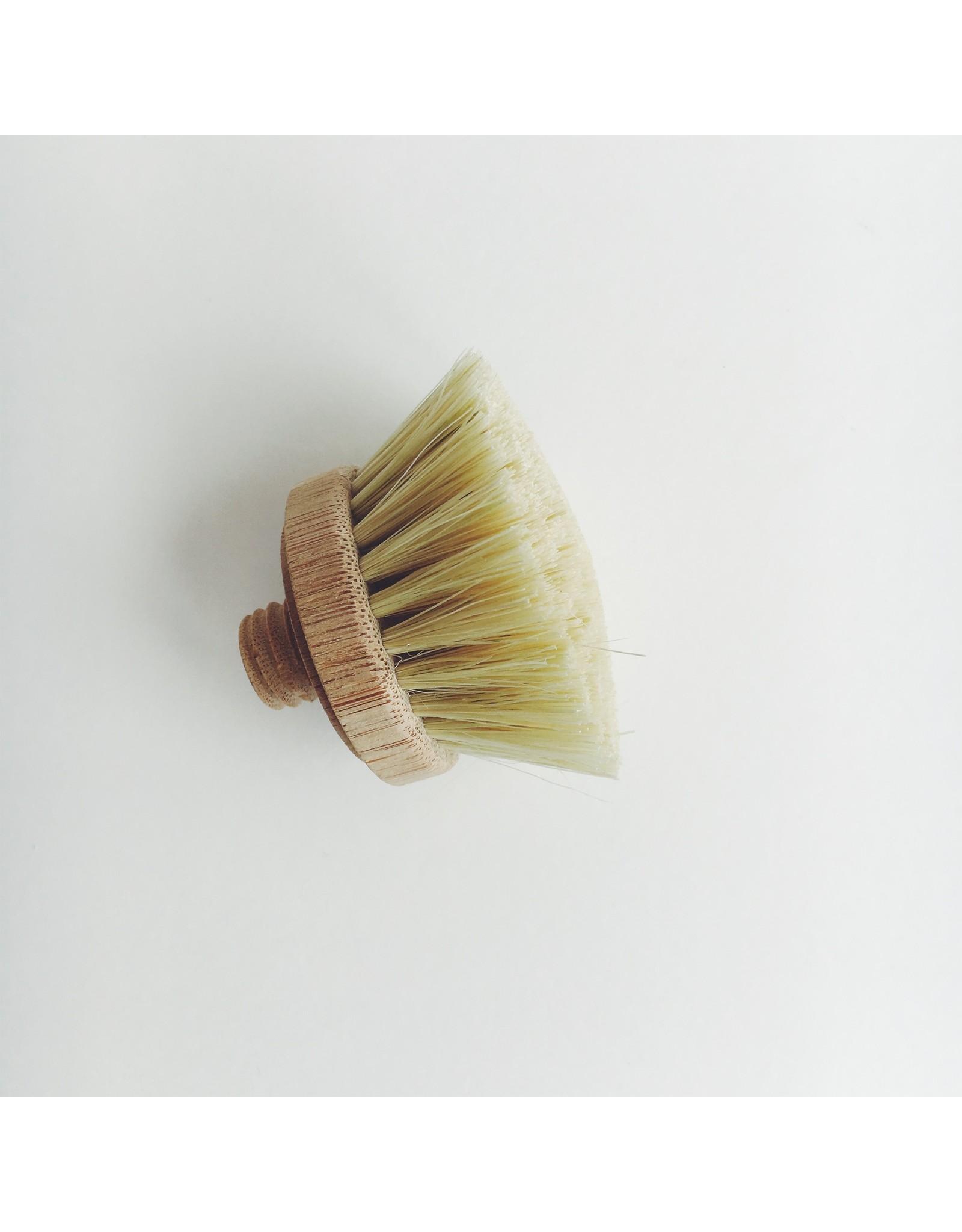 Bamboo Dish Brush Head