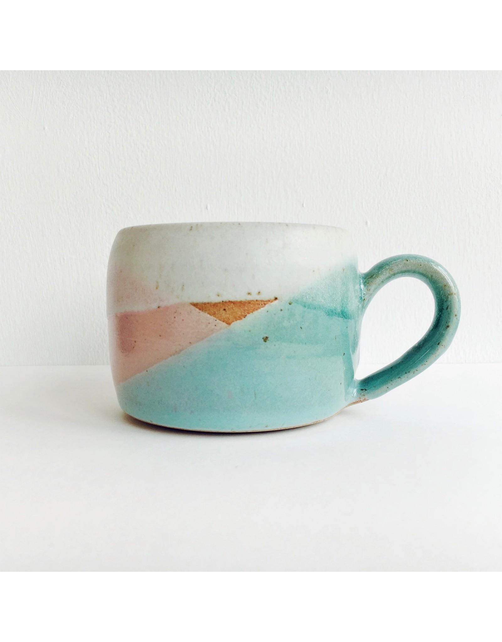Stoneware Hug Mug