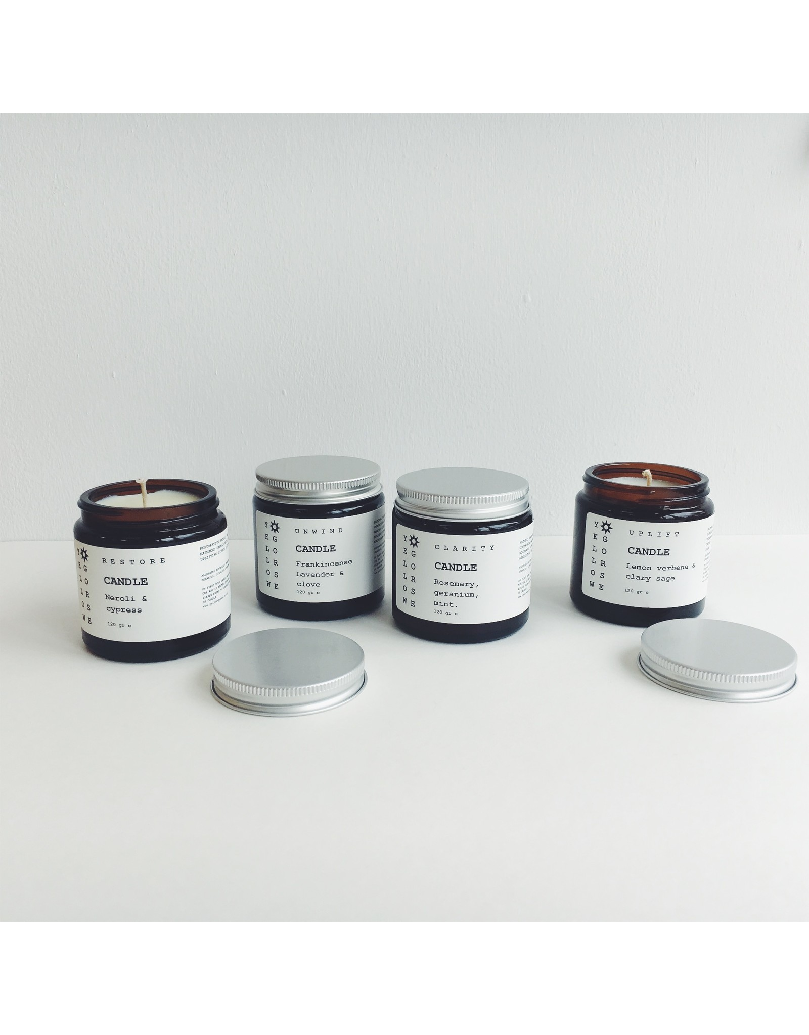 Natural Scented Candle
