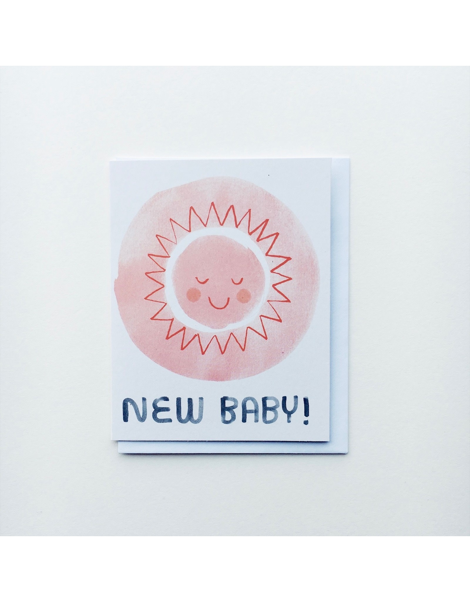 New Baby Sunshine Card