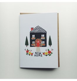 New Home House Card