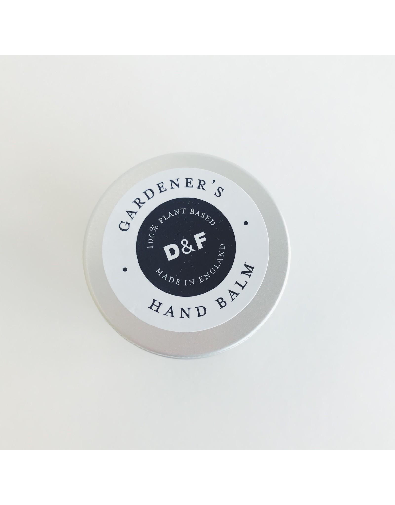 Gardener's Hand Balm