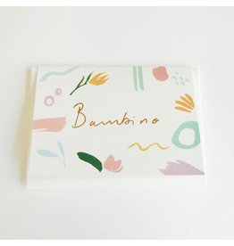 Bambino New Baby Card