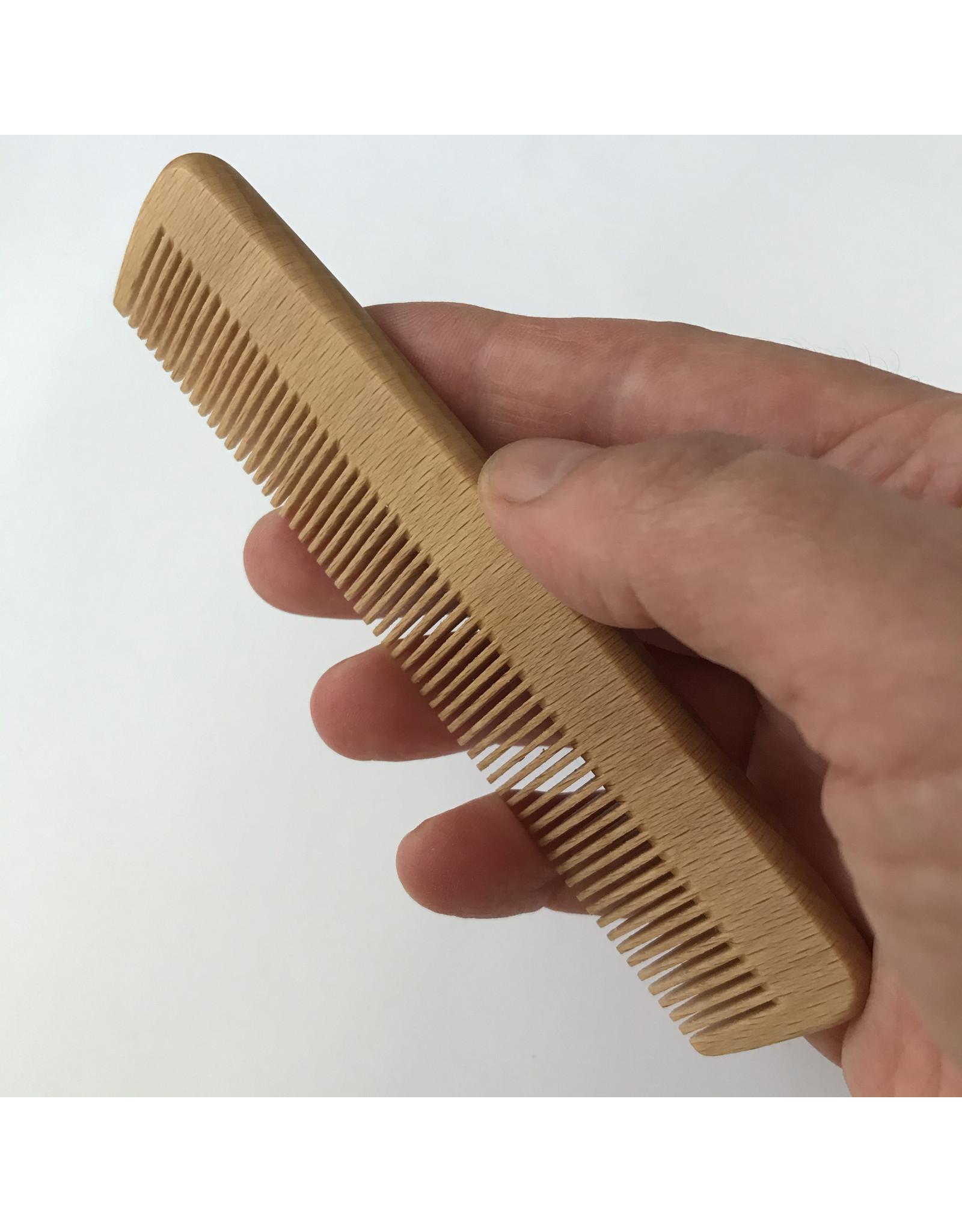 Wooden Baby Comb