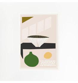 Kettle's Yard Lucie A4 Print