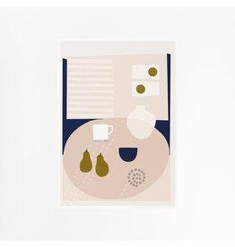 Kettle's Yard Pears A4 Print