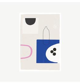 Surface Study III A3 Print