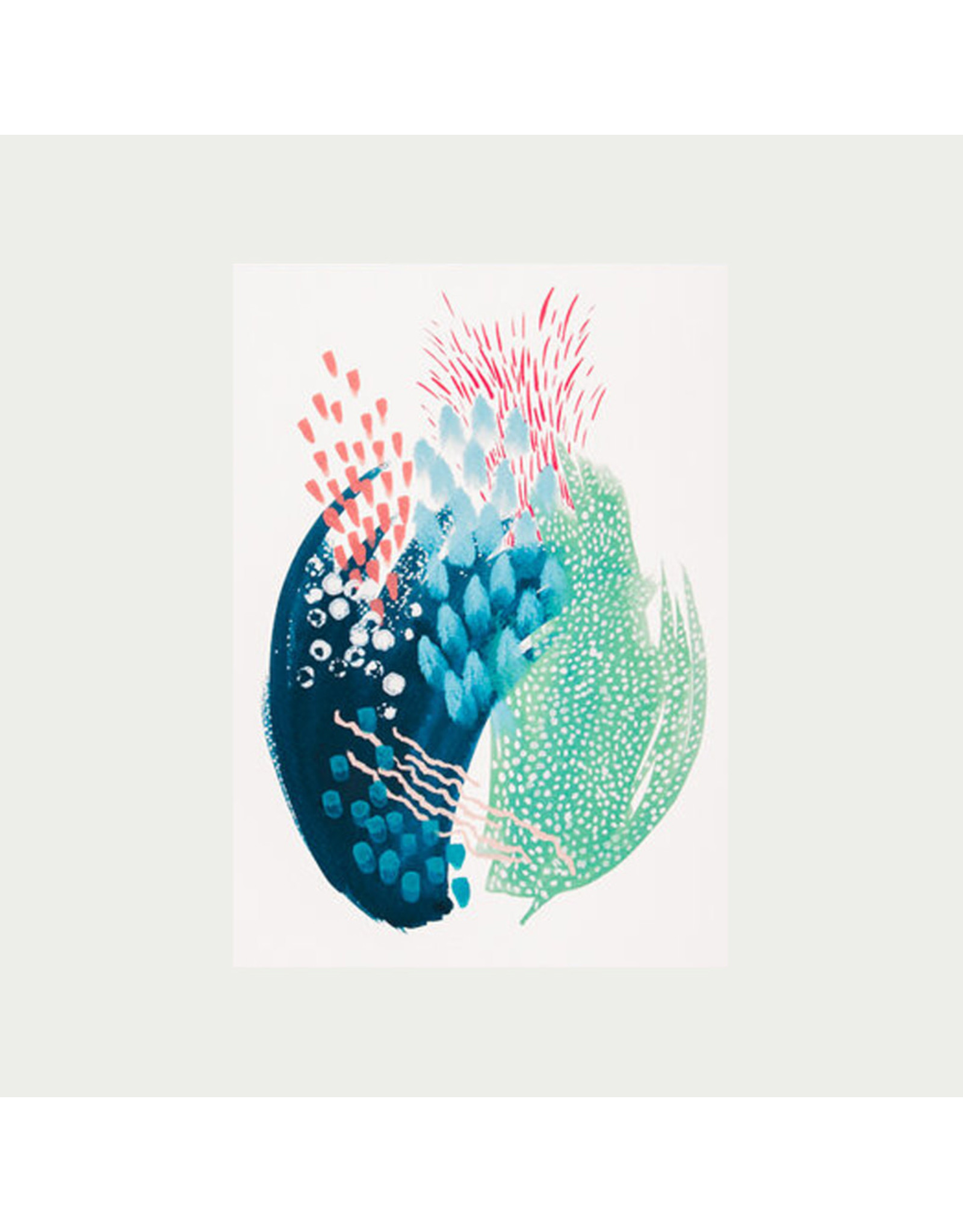 Sofie Abstract Print