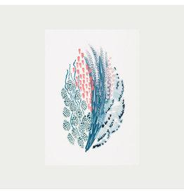Nadi Abstract A4 Print