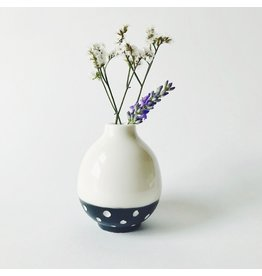 Mini Monochrome Vase