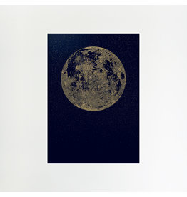 Moon A3 Print