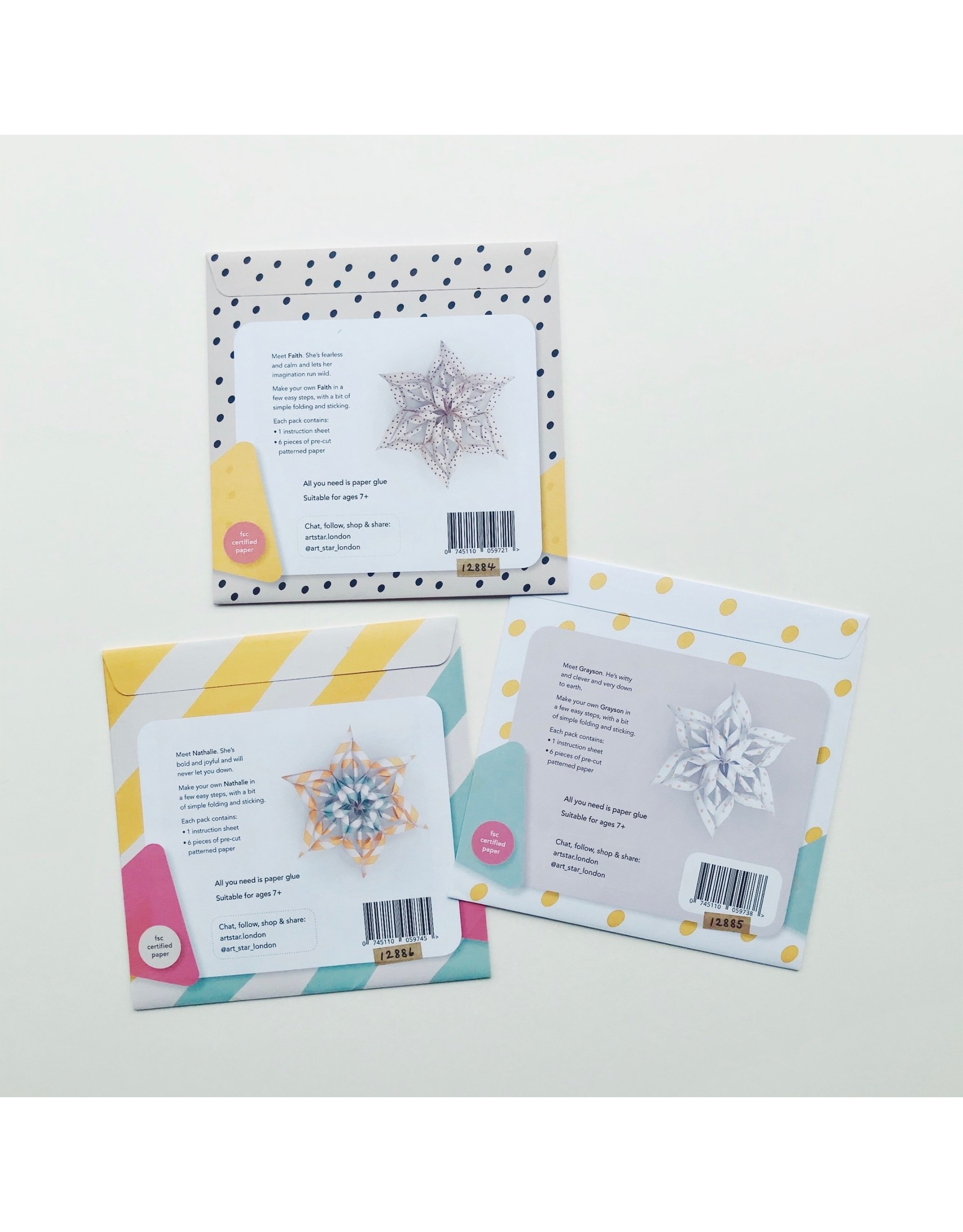 Paper Star Kit