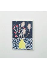Winter Vase Card