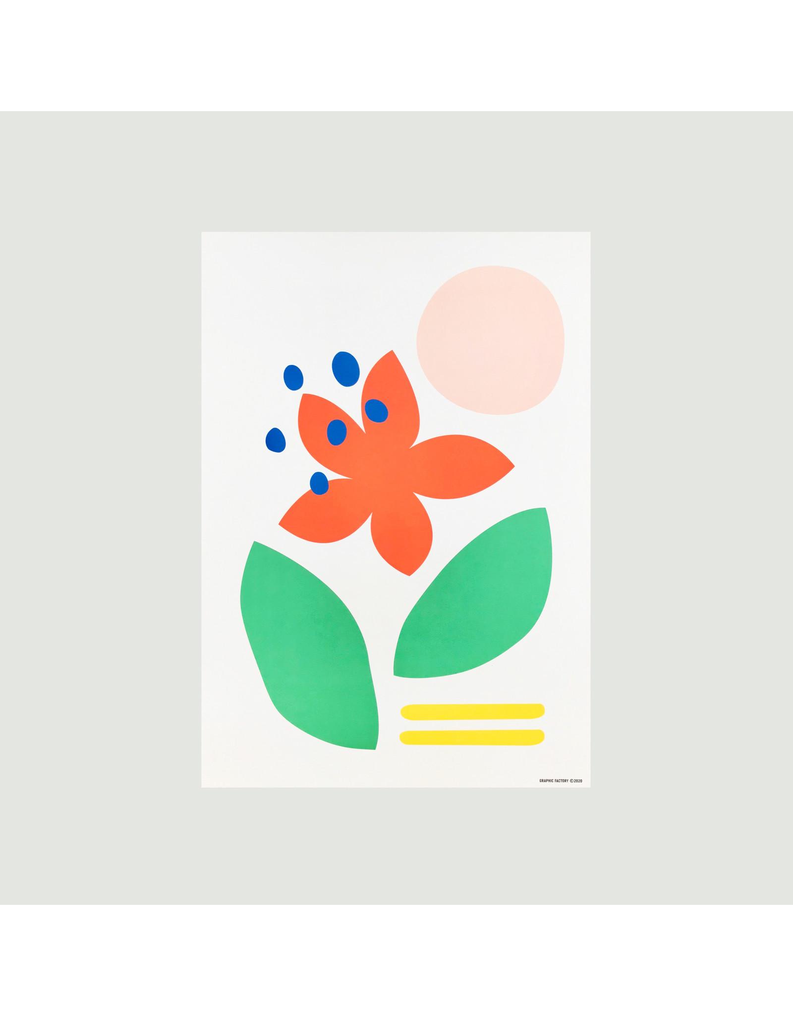 Cut Outs A3 Print