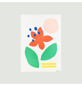 Cut Outs A3 Digital Print