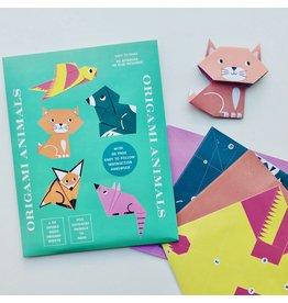 Origami Animals Craft Kit