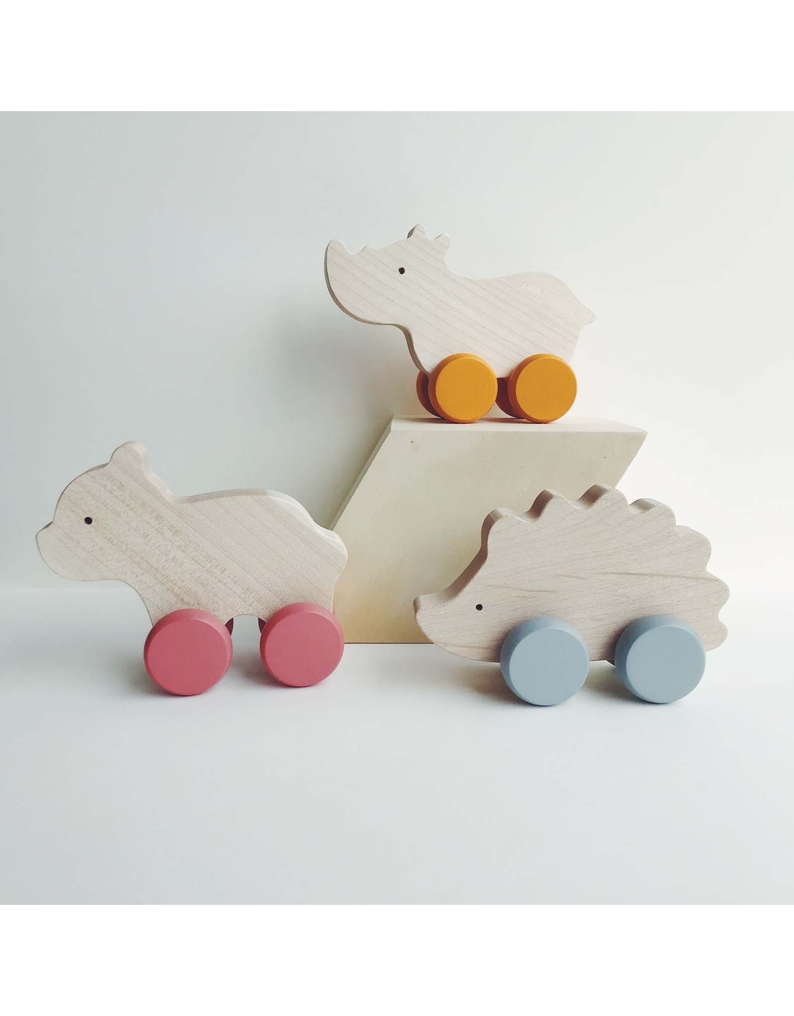 Wooden Rolling Toy