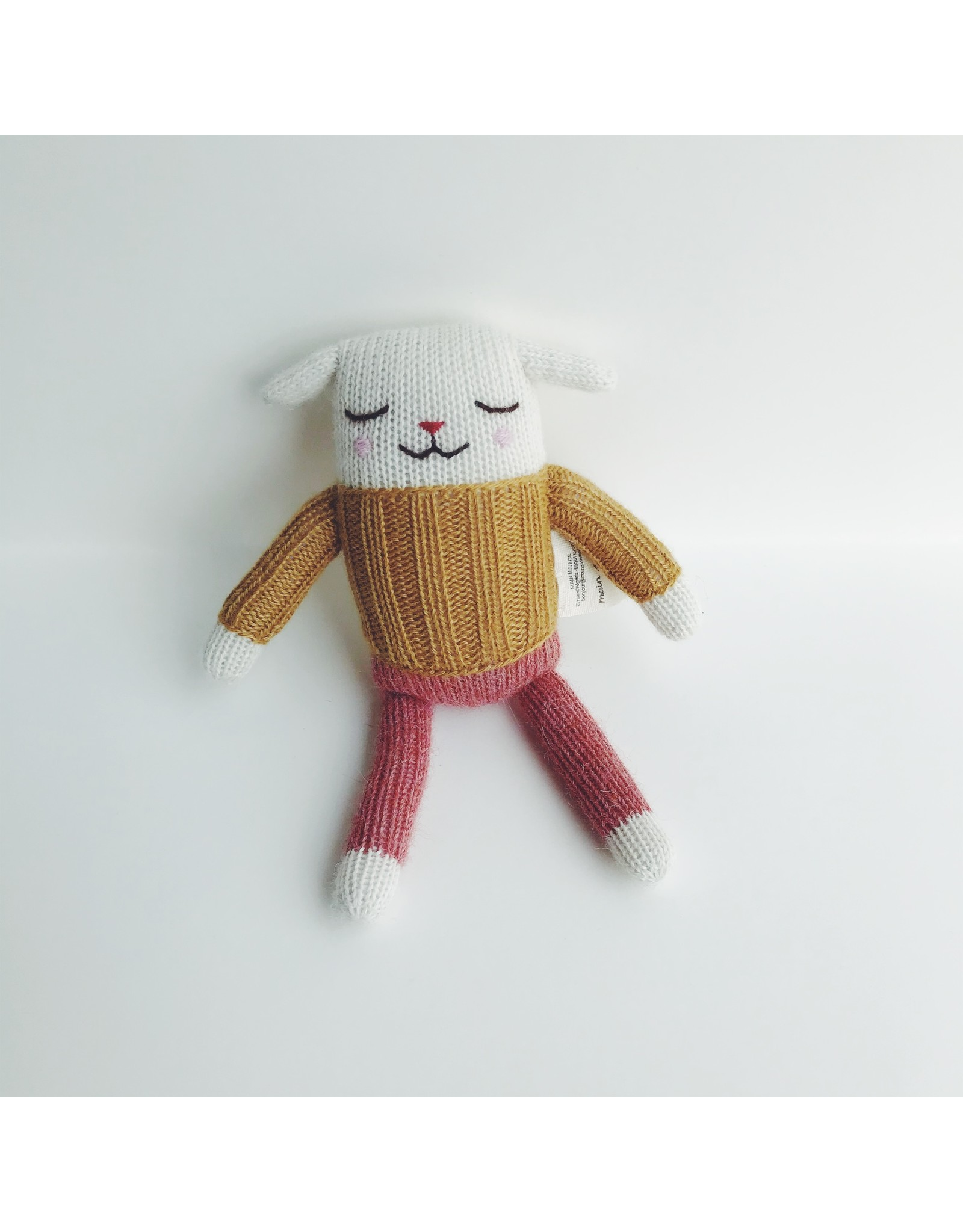 Handknitted toys