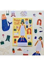 Cut Out & Dress Up Paper Doll A3