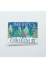 Winter Woodland Christmas Card