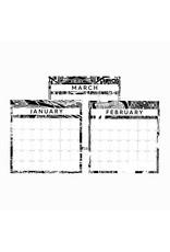 Pinboard Calendar Refill