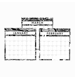Pinboard Calendar 2021 Refill