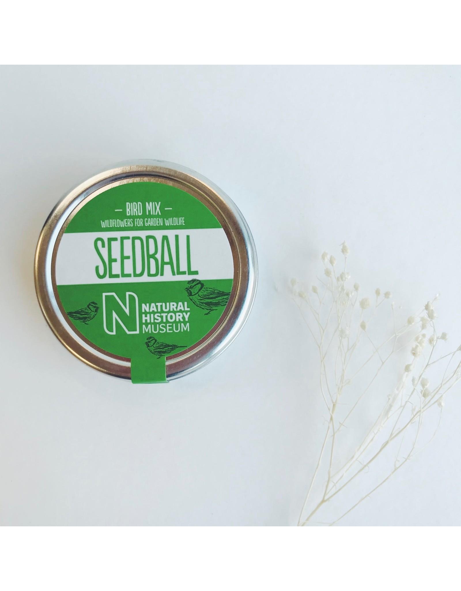 Seedball Mixes