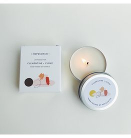 Clementine & Clove Scented Candle