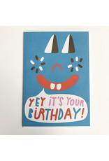 Yey! Birthday Card