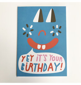 Yey! Birthday Card